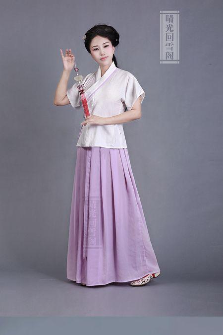 (多色可选) 原创设计,手工制作,竹节棉麻,四季皆宜 搭配襦裙或其他