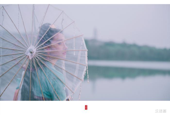 《清蝉集映画·群芳谱章首·梅魂》