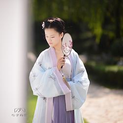 汉服女襦裙广袖古典褙子抹胸对襟吊带宋制传统中国风套装