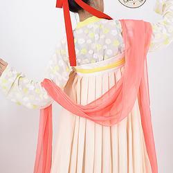本初原创传统汉服梅花绣花齐胸襦裙送披帛 藏香  限量定制款