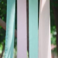 钟灵记【纯色发带】发带头绳系带古风百淡雅日常女饰品天蓝绿粉色