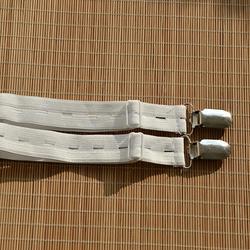 钟灵记汉服防掉神器搭配齐胸襦裙齐腰防滑两片式不伤面料可调长度