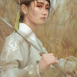 【玉芝瑛—天禄百织】传统汉服圆领袍汉服   唐圆领袍定制汉服